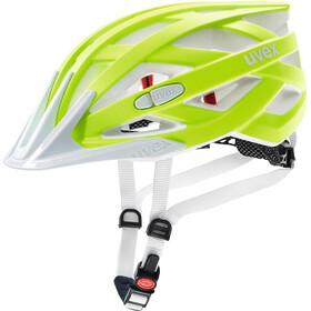 UVEX I-VO CC Kask rowerowy żółty/zielony